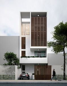 14 Best 3 storey house images | Narrow house, Two story houses ... And A Half Story Home Facades Designs Html on