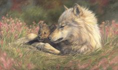 """""""Late Spring"""", oil on canvas, 18"""" x 30"""", by Lucie Bilodeau."""