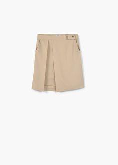 Flowy skirt - Skirts for Women | MANGO USA