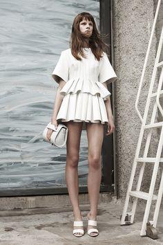 Alexander Wang Resort 2014 - Review - Fashion Week - Runway, Fashion Shows and Collections - Vogue