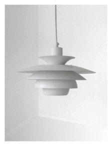 mid century danish ceiling lamp