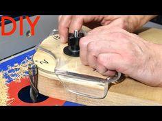 DIY Corner Radius Routing Templates - YouTube
