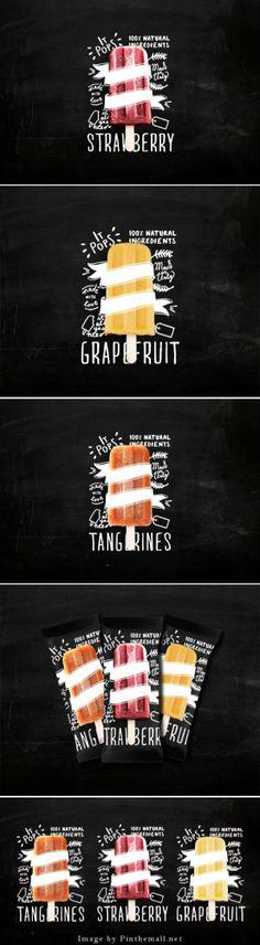 It Pops #product #design & #branding | by Beatrice Menis