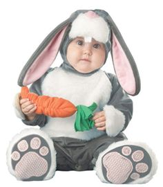 Honey Bunny, cute for Easter or Halloween (or both)
