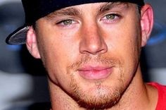 hazel eyes channing tatum