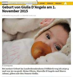 Feldkirch, Children, December 12, Parents, Birth, Young Children, Boys, Kids, Child