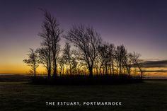 Portmarnock, Estuary Landscape Photos, Landscape Photography, Irish Greetings, Dublin, Greeting Cards, Sunset, Prints, Outdoor, Outdoors