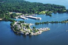 6. The Moors Resort and Marina is in the Gilbertsville section of Kentucky Lake. It offers camping, swimming, fishing, and plenty of relaxation for families and friends.
