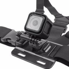 Chest Mount Harness for GoPro hero 5 4 Action camera Chesty Strap for Go pro sport camera 15