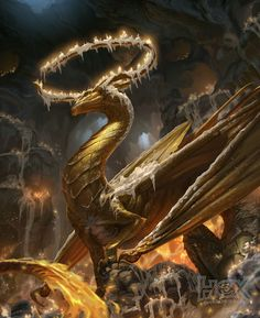 Dark Fantasy Art, Fantasy Kunst, Fantasy Artwork, Mythical Creatures Art, Mythological Creatures, Fantasy Monster, Monster Art, Fantasy Beasts, Dragon Artwork