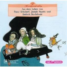 Hörbuch: Aus Dem Leben Von Schubert... Von Hans J. Stockerl,michael Habeck,katja Schild, Audiobooki w języku niemieckim <JASK>