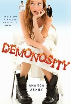 Book of the Day: Demonosity by Amanda Ashby