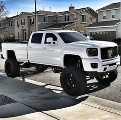 jacked up chevy trucks pictures Jacked Up Chevy, Chevy Pickup Trucks, Lifted Chevy Trucks, Gm Trucks, Jeep Truck, Diesel Trucks, Cool Trucks, Lifted Duramax, Lifted Silverado