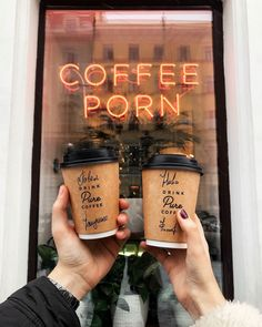 coffee aesthetic Image about coffee in Drinks by Coffee Barista, Coffee Cafe, Iced Coffee, Coffee Drinks, Coffee Shop, Coffee Menu, Coffee Lovers, But First Coffee, Best Coffee