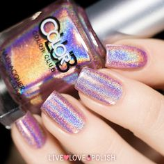 Color Club Halo-Graphic Nail Polish (Halo Hues Collection) - PRE-ORDER | Live Love Polish