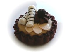 """some of the images from """"Felt Cuisine - Tarts & Pancakes"""" available from www.PretendPlayKitchen.net"""