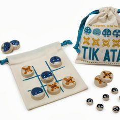 Tik Atak, noughts and crosses