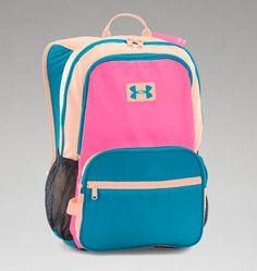 8aa9d1442e8f Girls  UA Great Escape Backpack. Designer BackpacksUnder Armour ...