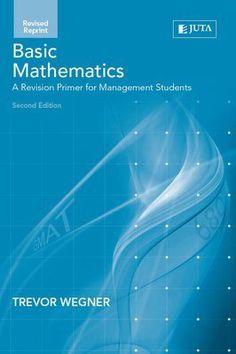 Basic Mathematics (2 edition)