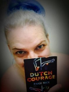 Martha van Zyl Look what I finally got! #DutchCourage