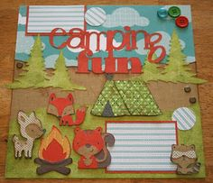 Campin critters