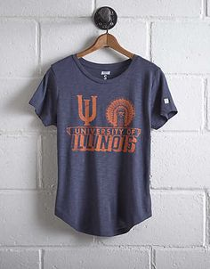 Tailgate University of Illinois T-Shirt -
