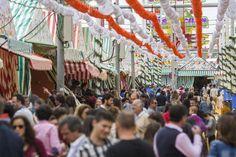 El 618% de los sevillanos apoya adelantar el inicio de la Feria de Abril que será de sábado a sábado