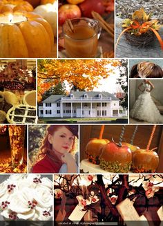 OMG some GREAT ideas on this! Of course Fall theme include carmel apples instead of cupcakes!!