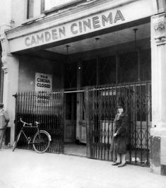 The Camden opened in and its 400 seats were heated by a solid-fuel stove at the back of the auditorium. It closed in 1948 and the site is now occupied by an office block housing the headquarters of Concern. Ireland Pictures, Images Of Ireland, Old Pictures, Old Photos, Camden Street, Dublin Street, Dublin City, Old Irish, Irish Celtic