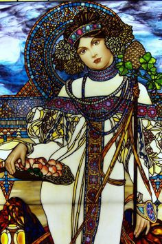 Artodyssey: Jim M. Berberich (Stained Glass Painter)