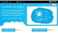 Uxline: descubre cómo los usuarios interactúan con tu web