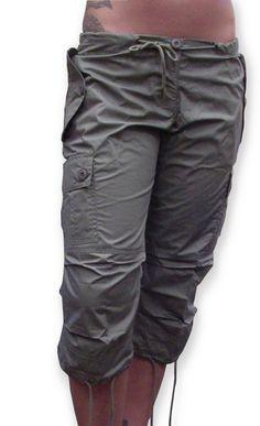 More women's capri pants that I would totally rock.