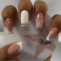 Elegant Nails, Classy Nails, Stylish Nails, Cute Nails, Pretty Nails, Modern Nails, Minimalist Nails, Dream Nails, Best Acrylic Nails