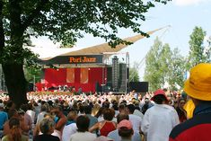 The miracle of summer makes winter a distant memory - thisisFINLAND. Pori Jazz is one of the crown jewels of the Finnish summer festivals.