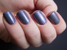Chalkboard Nails: Different Dimension Pretty Little Liars Collection