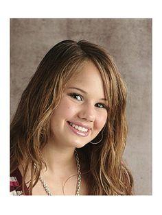 Debby Ryan's Yearbook Photo