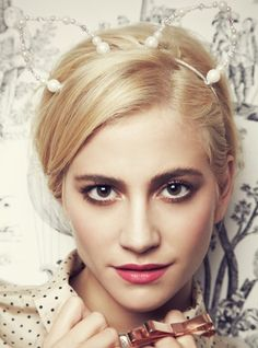Pixie lott cat ears
