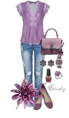 "Esta hermosa esa blusa!  ""Spring"" by cindy32tn on Polyvore"