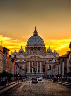 Golden Vaticano by Adrian Red on 500px
