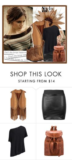 """""""4. Beautiful Style - SheIn"""" by red-rose-girl ❤ liked on Polyvore"""