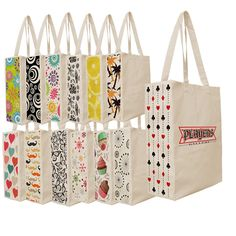 Gusset Accent Tote