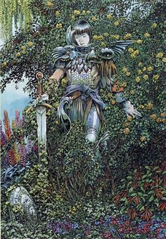 BARRY WINDSOR-SMITH davidcharlesfoxexpressionism #barrywindsorsmith #comicbooks…
