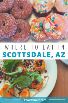 Looking for where to eat in Scottsdale? Check out this foodie's guide to Scottsdale, a newer, top culinary destination, with more than 800 restaurants from James Beard Award winners to local western bars to vegan cupcake treats! Scottsdale Bars, Scottsdale Restaurants, Scotsdale Arizona, Vegan Cupcakes, Best Places To Eat, Amazing Places, Vegan Restaurants, James Beard, Foodie Travel
