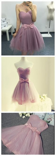 Pink Homecoming Dress