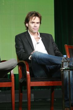 """Sword fighting has gotten me in touch with my inner eight year old."" – Billy Burke"
