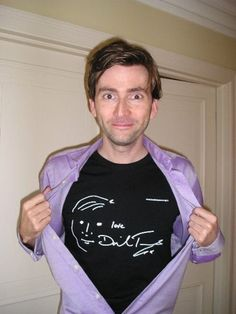 David Tennant is the Patron of Headway Essex