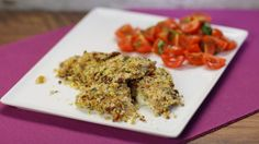 Ricetta Filetti di orata panati al forno: I filetti di orata panati al forno non sono il solito pesce panato, in questo caso la panatura è tutta da scoprire...leggete la ricetta, vi ingolosirà!
