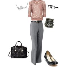 """""""My Teacher Outfit"""" by kailirae on Polyvore"""