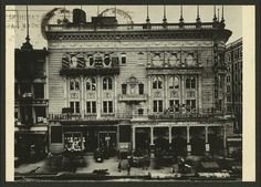 The Yiddish Broadway and Beyond (The Grand Theater at Grand and Chrystie on the Lower East Side) | The New York Public Library