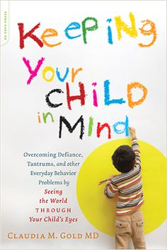 Supporting your child's emotional development.